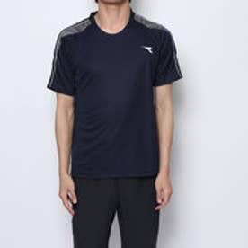 メンズ テニス 半袖Tシャツ DIADRYトップ DTP9533