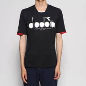 メンズ テニス 半袖Tシャツ ロゴトップ DTP9583
