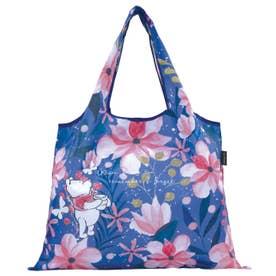 #DSN-DJQ 2way ショッピング エコバッグ (くまのプーさんお花)