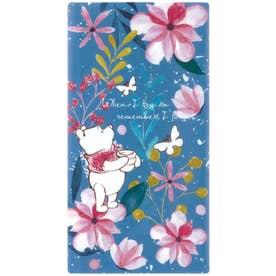マスクケース (027.くまのプーさん/お花) 【返品不可商品】