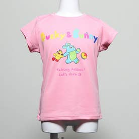ジュニア 半袖機能Tシャツ DN-9C42220TSTYG