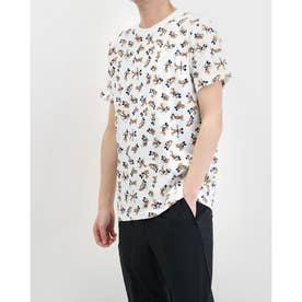 メンズ 半袖Tシャツ DN-9C12040TSMKA