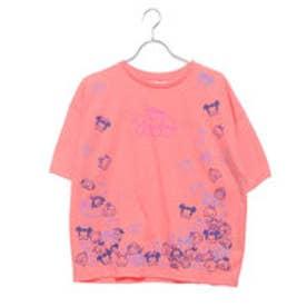 レディース 半袖Tシャツ DN-9C22189TSTM