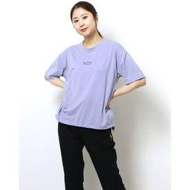 レディース 半袖機能Tシャツ DN-9A22011TS (パープル)