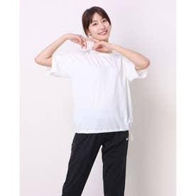 レディース 半袖機能Tシャツ DN-9A22011TS (ホワイト)