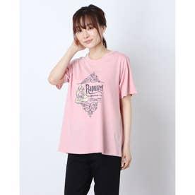 レディース 半袖Tシャツ DN-9C22001TS P (ピンク)