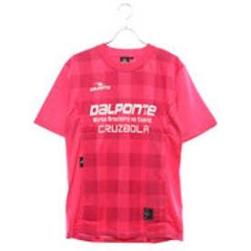 バレーボール 半袖プラクティスシャツ チェックプラクティスシャツ DPZ81