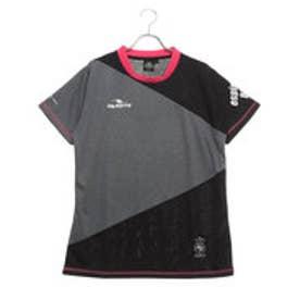 ユニセックス バレーボール 半袖Tシャツ 半袖切り替えプラシャツ DPZ-AP02