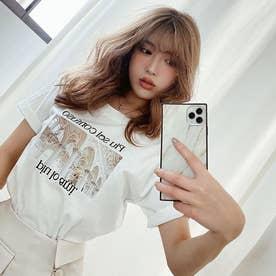 ロマンティックTシャツ (ホワイト)
