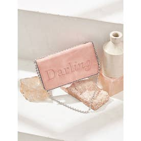 Darling iPhoneケース (ピンク)