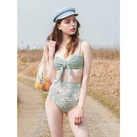 Callie dull mint bikini 【返品不可商品】ミント)