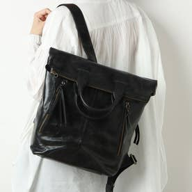 ダコタ Dakota BLACK LABEL【MORITA & Co.】  ダイブ ブラックレーベル リュック (ブラック)
