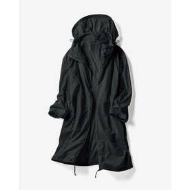 Doガード・抗ウイルス羽織りコート (ブラック)