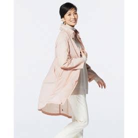 Doガード・抗ウイルス羽織りコート (ピンク)