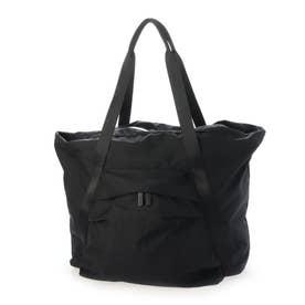 レディース フィットネスウェア小物 TOTE BAG DA901501 (ブラック)