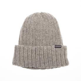 レディース フィットネスウェア小物 WOOL KNIT CAP DA903703 (グレー)