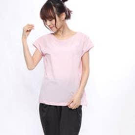 レディース フィットネス 半袖Tシャツ ADVANCE CLOTHプルオーバー DW39103