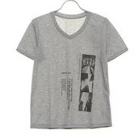レディース フィットネス 半袖Tシャツ PRINT TEE DC79312