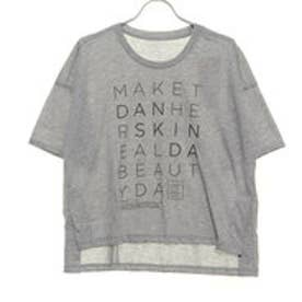 レディース フィットネス 半袖Tシャツ HALF SLEEVE TEE DC79311