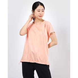 レディース フィットネス 半袖Tシャツ RAGLAN SLEEVE TEE DC70117
