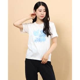 レディース フィットネス 半袖Tシャツ GRAPHIC CREW TEE DC70116