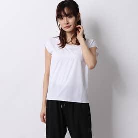 レディース フィットネス 半袖Tシャツ LT TRML TULE FRENC DC50113