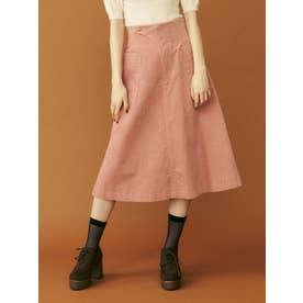 コールAラインスカート(ピンク)