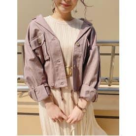 【S】バックシャンショートシャツジャケット (MOC)
