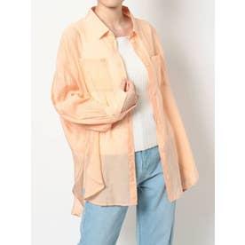 サンシャインシアーシャツ(オレンジ)