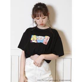 【Cherry Coke】5COLOR Tシャツ(ブラック)