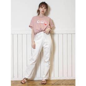 【Cherry Coke】5COLOR Tシャツ(ピンク)