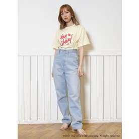 【Cherry Coke】5COLOR Tシャツ(イエロー)