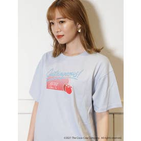 【Cherry Coke】5COLOR Tシャツ(ブルー)