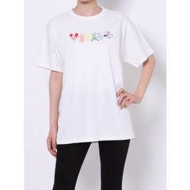 Rainbow Disney Collection / T(オフホワイト)