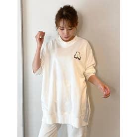 【C】別注AKIII サイドジップトップス(オフホワイト)
