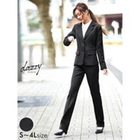 リクルートジャケットパンツスーツ ブラック