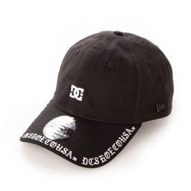 DC/キャップ 9TWENTY ROLLVISOR VENT GDYHA03007 (ブラック×ブラック)
