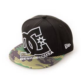 DC/キャップ 9FIFTY DOUBLE UP DATE GDYHA03000 (ブラック×グリーン)