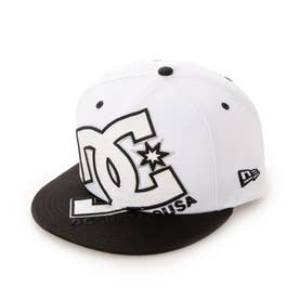 DC/キャップ 9FIFTY DOUBLE UP DATE GDYHA03000 (ホワイト×グレー)