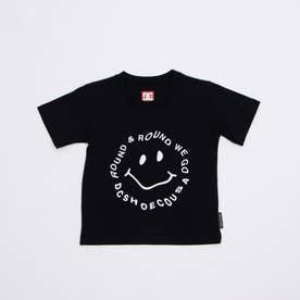 DC/キッズ Tシャツ YST211531 (ブラック)