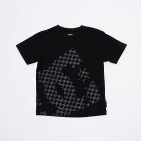 DC/キッズ Tシャツ YST211528 (ブラック系その他)