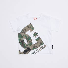 DC/キッズ Tシャツ YST211528 (ホワイト)