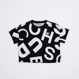 DC/キッズ Tシャツ YST211526 (ブラック)