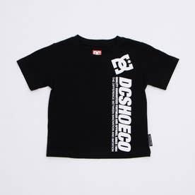 DC/キッズ Tシャツ YST211522 (ブラック)