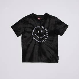 DC/キッズ Tシャツ YST212516 (ブラック)