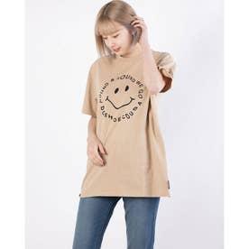 DC/Tシャツ LST211312 (ベージュ)