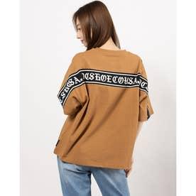 DC/Tシャツ LST201307 (ブラウン)