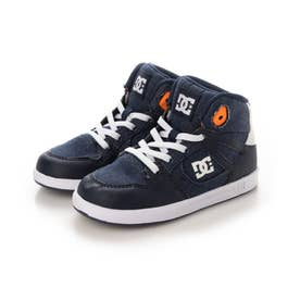 DC PURE HIGH-TOP TX SE UL DT204004 (DENIM/W)