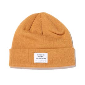 WORKMAN BEANIE (BROWN)
