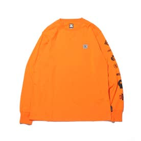 20 SKATE GRAPH LS (ORANGE)